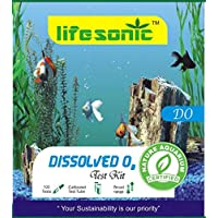 Lifesonic Dissolved Oxygen Test Kit | 100 Tests | Expiry 2023
