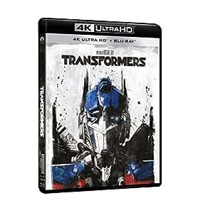 Transformers (Blu-Ray 4K Ultra HD + Blu-Ray)