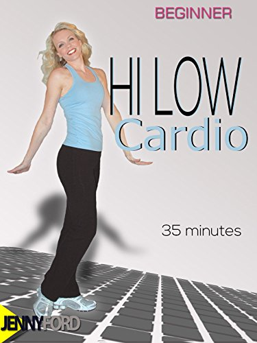 HI LO Cardio Jenny Ford Workout [OV] -