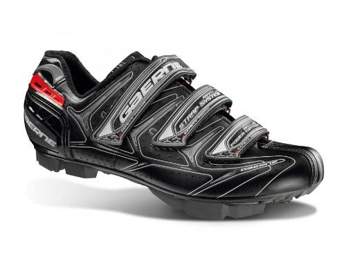 Zapatillas De Ciclismo Gaerne G.aster Mtb Spd, Gaerne Größe: 41; Gaerne Farbe (+ Tamaño): Negro Negro