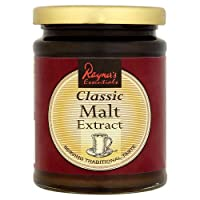 SERVING TRADITIONAL TASTE. Rayner's Malt Extract is made from prime English barley and we pack it to retain all its natural goodness. We recommend one tablespoonful per day dissolved in warm water or milk, spread on toast or over cereals and, of cour...