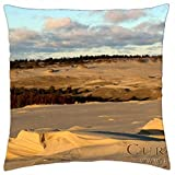 Curonia colors - Sand art - Throw Pillow Cover Case (16 x 16)