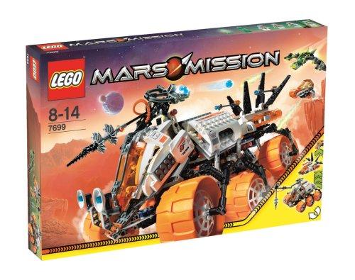 LEGO 7699 - Mars Mission MT 101 Armored Drilling Set (Lego Mission Mars-sets)