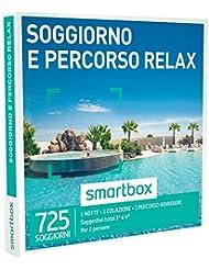 smartbox - Cofanetto Regalo - Soggiorno E Percorso Relax - 725 soggiorni con Percorso Relax in Hotel 3* e 4*