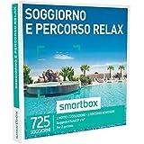 SMARTBOX - Cofanetto Regalo -SOGGIORNO E PERCORSO RELAX 1 notte con colazione e percorso benessere per 2 persone