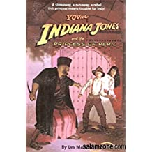 YOUNG INDIANA & THE SECRET CIT (Young Indiana Jones, Book 4)