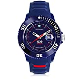 Ice-Watch - BMW Motorsport (sili) Dark blue - Blaue Herrenuhr mit Silikonarmband - 000836 (Medium)