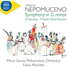 Symphonie en Sol Mineur - O Garatuja Prelude - Série Brasileira