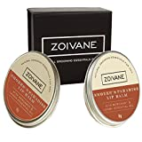 Zoivane Men Smoker's Paradise Natural Lip Balm, 10g(Pack of 2)