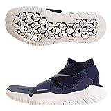 Nike Free Rn Motion Flyknit 2018 Sz 12 Mens Running Squadron Blue/Gunsmoke-Midnight Navy Shoes