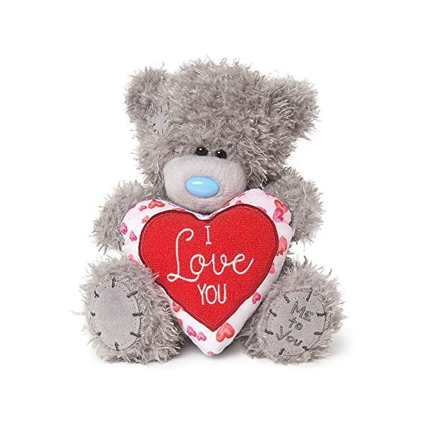 Me To You 'I Love You' Heart Tatty Teddy Bear - Valentines Gift Teddy Bear
