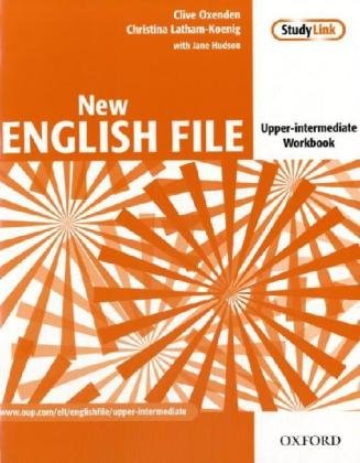 English File - New Edition. Upper-Intermediate. Workbook