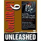 CorelDRAW! 6 Unleashed by Foster D. Coburn III, Carlos Gonzalez, Pete McCormick (1995) Paperback