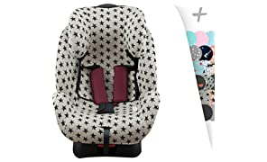 JANABEBE Funda para Joie Every Stages con refuerzo Air Confort