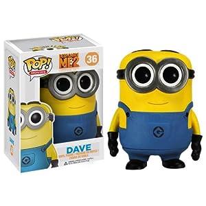 Funko Pop Dave (Los Minions 36) Funko Pop Los Minions