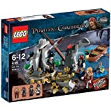 Lego Pirates of the Caribbean 4181 - Isla de Muerta