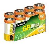 GP Batteries Ultra Alkaline Pack of 8 C - Best Reviews Guide