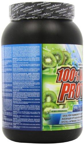 Ironmaxx 100 % Whey Protein Kiwi-Yoghurt