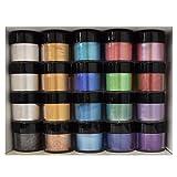 Daily Art Pearl Mica Pigment Powder Set 20Farben, 5g je