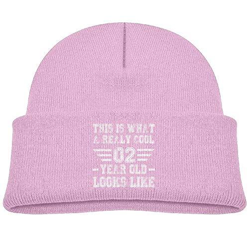 UUOnly Beanie Cap Knit Hats Dies ist, was EIN wirklich Cooles 02 Year Old Sieht aus wie Baby - Camo Knit Beanie