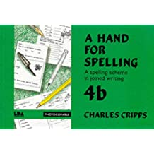 A Hand for Spelling: Book 4b