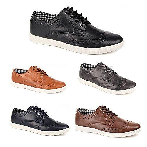 Shoes Click , Richelieu homme Marron - marron