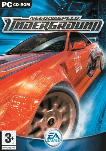 Need for Speed Underground [Importación Francesa]