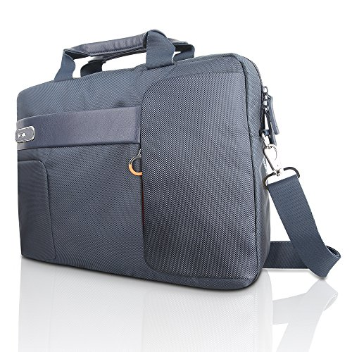 "Lenovo 15.6\"" Topload Laptop Carry Case by NAVA - Blue (GX40M52030)"