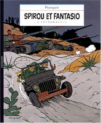 Spirou et Fantasio, l'intégrale 3