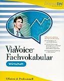 ViaVoice Fachvokabular Wirtschaft