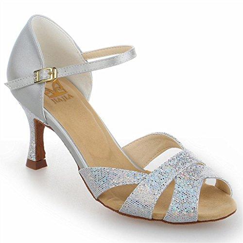 Amazon Silver Dance Shoes