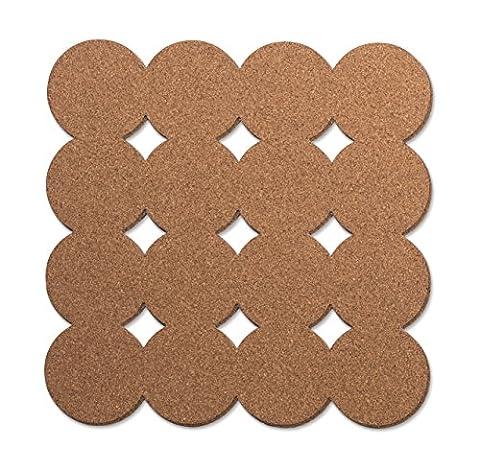 U marques Mode Craft dalles en liège, 30,5x 30,5cm, 2-pack