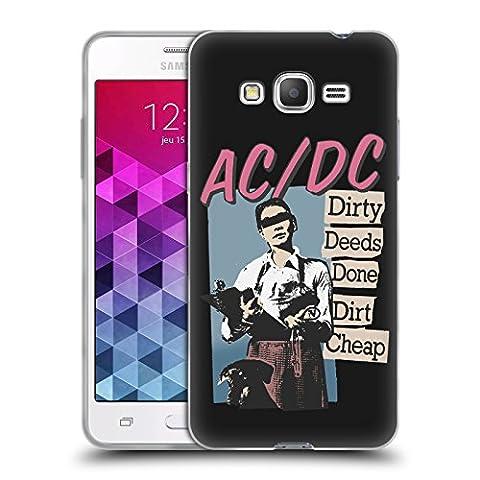 Officiel AC/DC ACDC Actes Sales Faits Sale Bon Marché Titres