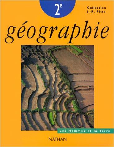 Géographie, 2nde : Les Hommes et la terre PDF Books