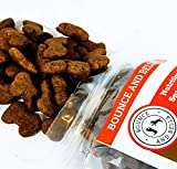 Best Dog Snacks - Bounce and Bella Nutritious Snack Bones - Crunchy Review