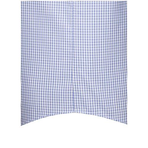Seidensticker Herren Businesshemd Modern Bügelfrei weiß/ blau (0016)