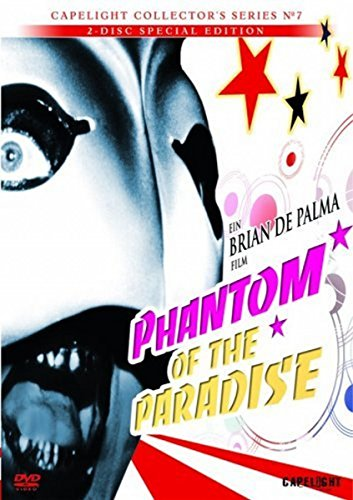Phantom of the Paradise (Special Edition, 2 DVDs)