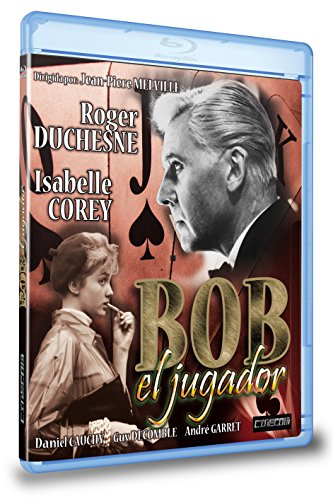 Bob el Jugador BD 1956 Bob le flambeur [Blu-ray] 51EE977lXgL