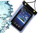 Mitab Custodia/ Tasca Acquatica Blu Impermeabile per i tablet di 7 pollici, tra cui: Coby Kyros MID7012 7', MID7014 7', MID7034 7', MID7036 7', MID7042 7', MID7048 7', MID7022 7', MID7035 7', MID7127 7', MID7024 7', MID7025 7', MID7026 7'