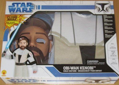 Obi-Wan Kenobi Kostüm für Kinder M 5-7 Jahre Star Wars
