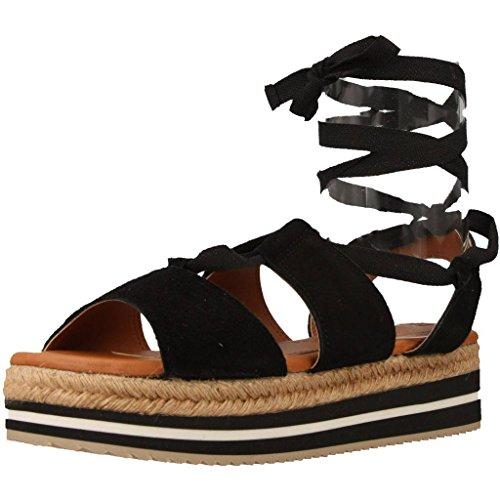 GIOSEPPO Sandali e infradito per le donne, colore Nero, marca, modello Sandali E Infradito Per Le Donne 39880G Nero Nero