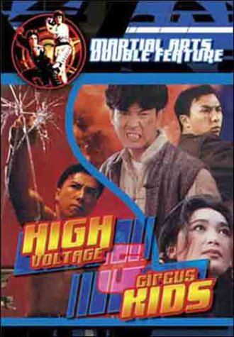 Bild von Martial Arts Double Feature: High & Circus Kids [Import USA Zone 1]