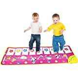 Baby Kids Touch Play Learn Singing Piano Keyboard Music Carpet Mat Gift Toy