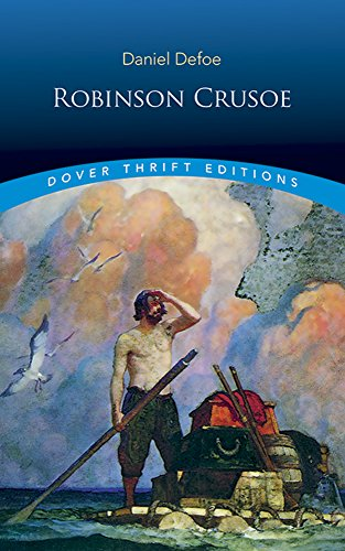 robinson-crusoe-dover-thrift-editions