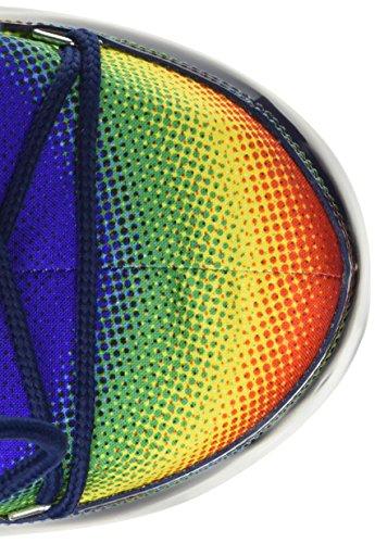 Moon Boot New Rainbow 2.0, Sport extérieur mixte adulte Multicolore - Multicolore (Multicolor/Blu)