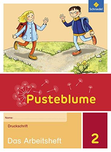 Preisvergleich Produktbild Pusteblume. Das Sprachbuch - Allgemeine Ausgabe 2015: Arbeitsheft 2 DS