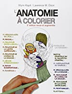 L'anatomie à colorier de Wynn Kapit