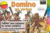 domino los verbos cahier pour conjuguer les verbes espagnols