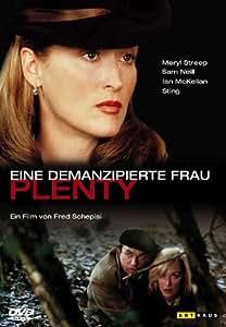 Plenty - Eine demanzipierte Frau