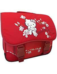 Cartable Hello Kitty Rouge 38 Cm